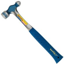 Estwing E332BP 32oz Ball Pein Engineers Hammer Blue Shock Reduction Grip Length 368mm