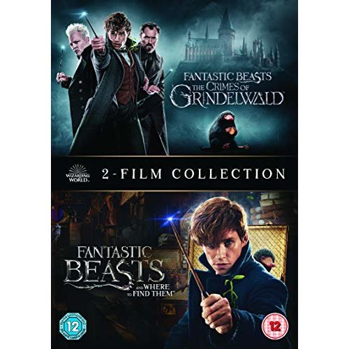Fantastic Beasts Collection DVD [2019]