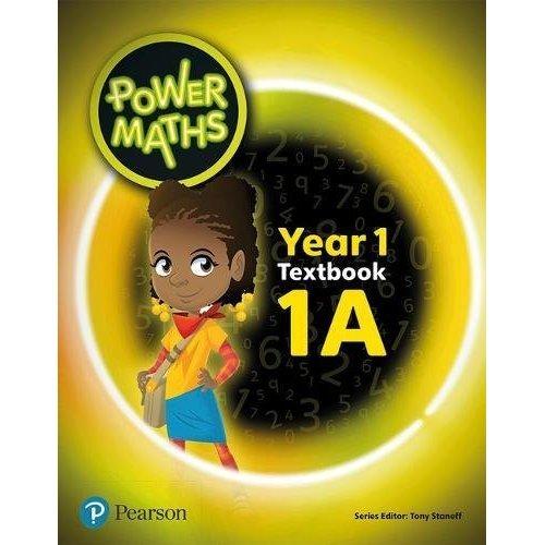 Power Maths Year 1 Textbook 1A (Power Maths Print)