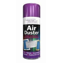 Compressed Air Can Duster Spray Protects Cleaner Laptops Keyboards