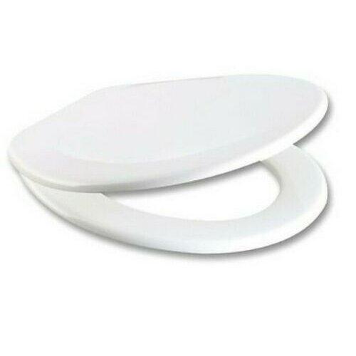 White Soft Close Toilet Seat Quick Release Top Fix