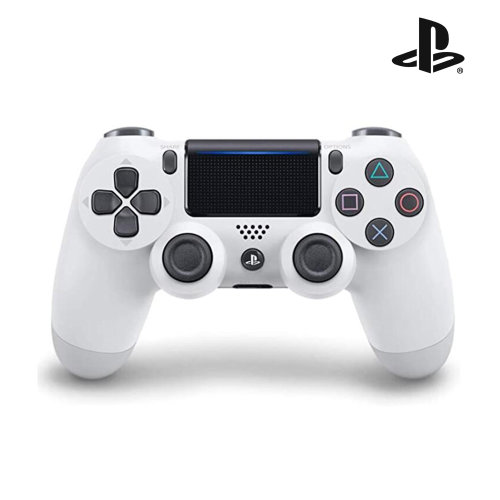 Sony PlayStation DualShock 4 Wireless Controller - White