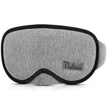 Upgraded Sleep mask Eye mask,VOLUEX 3D Eye Mask Soft Breathable Sleeping Mask with Premium Memory Pure Cotton Nose Contour Design Block All Light