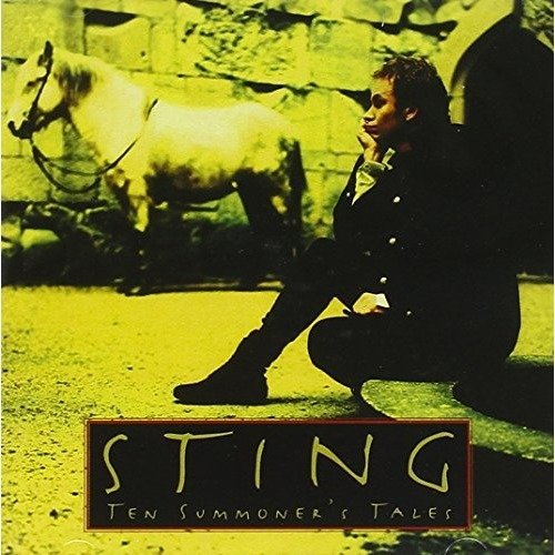 Sting - Ten Summoners Tales [CD]