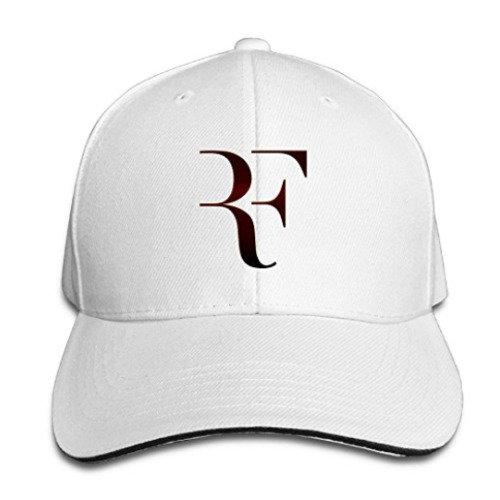 Roger Federer Sandwich Baseball Caps For Unisex Adjustable