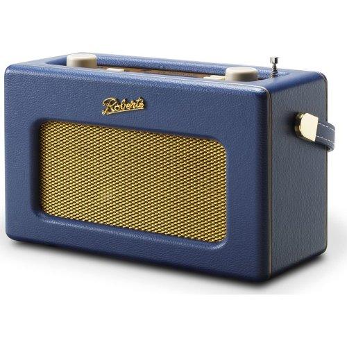 ROBERTS Revival iSTREAM3 Portable DABﱓ Retro Smart Bluetooth Radio - Blue, Blue