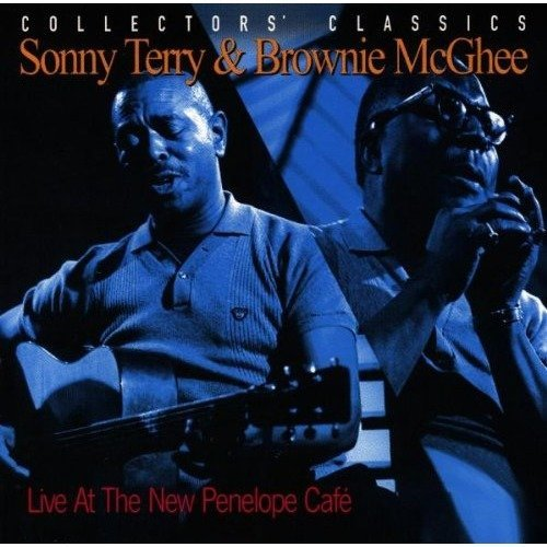 Sonny/brownie Mcghee Terry - Live at the New Penelope [CD]