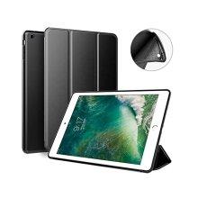 Ultra-Slim Smart Case For Apple iPad 2 / 3 / 4 - Black