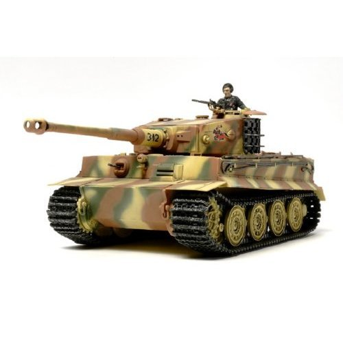 Tamiya 32575 German Tiger I Late Production