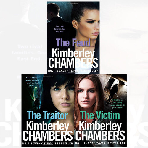Kimberley Chambers 3 Books Collection Set