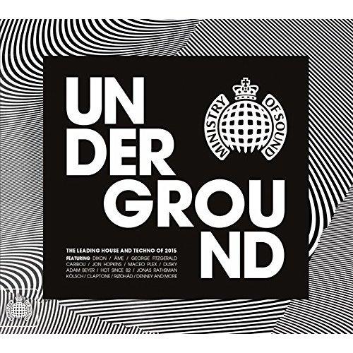 Underground 2015 [CD]