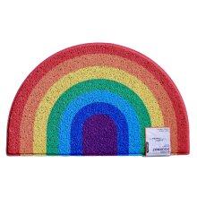 Genuine Nicoman Rainbow Door Mat 70x44cm