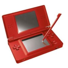 Nintendo DS Lite Handheld Console (Red) - Used
