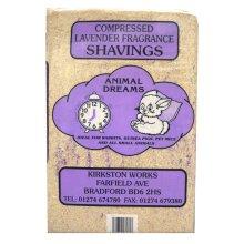 Animal Dreams Compressed Shavings Lavender Large