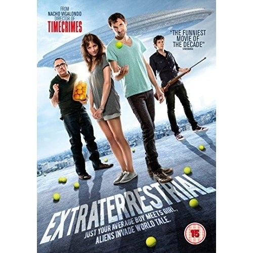 Extraterrestrial (Aka Extraterrestre) DVD [2014]