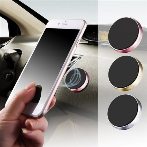 In Car Magnetic Phone Holder Mount Fits Dashboard Dash Mobile Universal iPhone 7 8 XR XS Max