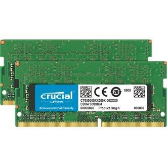 Crucial CT2K16G4SFD832A 32GB 2 x 16GB DDR4 3200MHz SODIMM CT2K16G4SFD832A