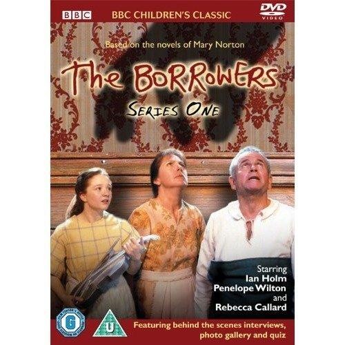 The Borrowers Series 1 DVD [2011]