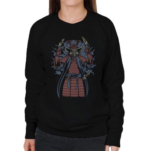 Samurai Apocalypse Women's Sweatshirt