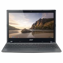 "Acer Chromebook C720-2844 (NX.SHEAA.044) Laptop ChromeBook Intel Celeron 11.6"" - Refurbished"