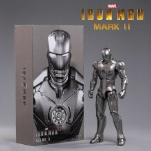ZD Toys Marvel Iron Man Mark II Action Figure 1:10 Scale (1906-02)