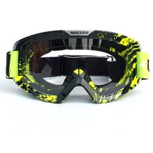 HCMAX Motorcycle Goggles Motocross Glasses for Helmet UV Protection