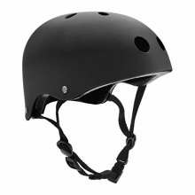 FerDIM Kids/Adult Skateboard Helmet with Removable Liner for Skate Scooter Skateboarding Roller Skate Climbing Longboard Inline Skating BMX Bike Cycli