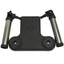 Scotty #447 HP Dual Rod Holder