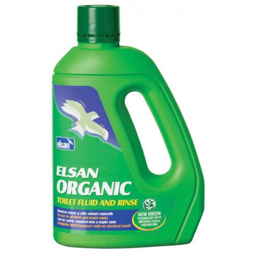 ELSAN Organic Toilet Fluid - 2 Litre [ORG02]