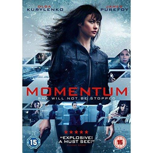 Momentum DVD [2016]
