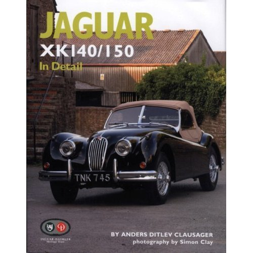 Jaguar XK140/150 in Detail (In Detail)