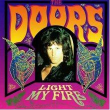 "Light My Fire - Doors 7"" 45 - Used"