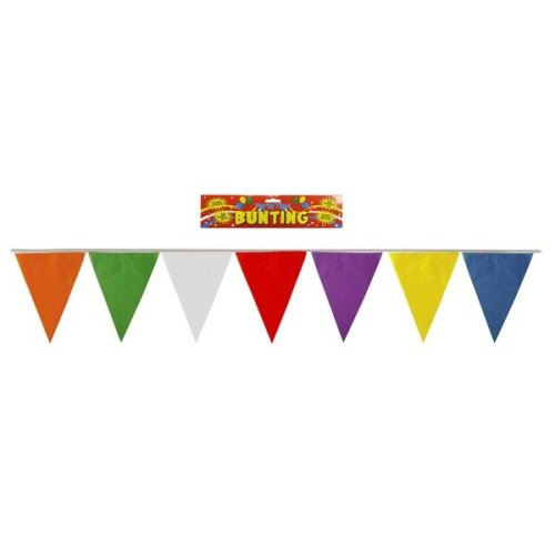 Multicoloured Bunting 7m | Rainbow Bunting