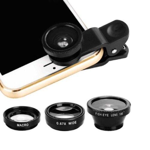Wide Angle Macro Lens Camera