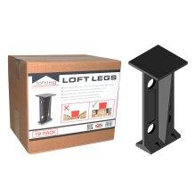 Loftlegs, loft insulation spacer, raised storage boarding, stilt, loftleg, leg