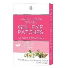 Skin Academy Target Dark Circles - Gel Eye Patches