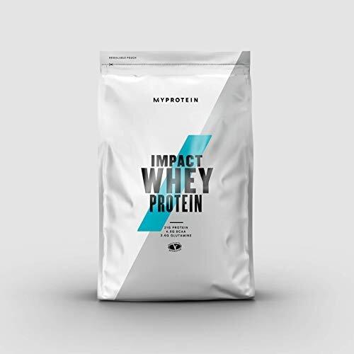 Myprotein Impact Whey Protein, 2.5 kg, Latte
