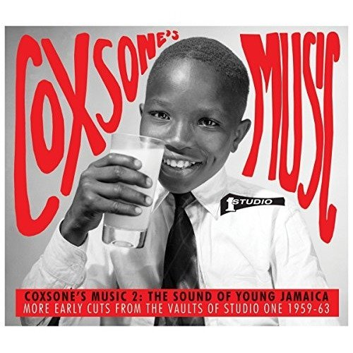 Soul Jazz Records Presents - Coxsones Music 2: the Sound of Young Jamaica [CD]
