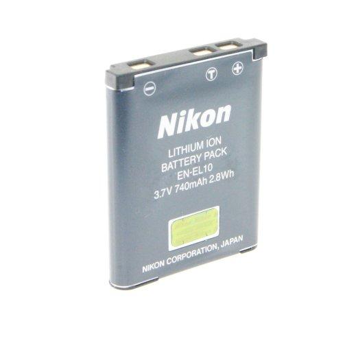 Genuine Original Nikon EN-EL10 ENEL10 Battery