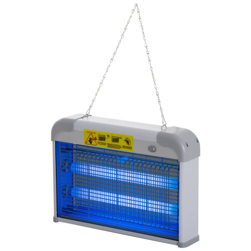 Outsunny 20W Mosquito Killer Electric Insect Fly Pest Control Bug Zapper Trap UV