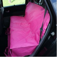 Rear Car Seat Cover | Petastical Waterproof Car Seat Protector for Dogs and Kids | Hammock Option