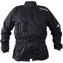 Richa Rain Warrior Over Jacket Black - 2XL