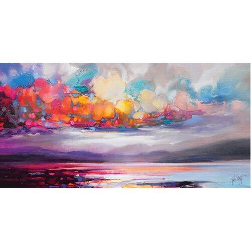 Scott Naismith (Stratocumulus) 60 x 120 x 4cm Canvas Print