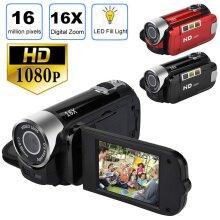 HD 1080p Digital Video Camera Camcorder 32GB 16x Zoom Dv Camcorder