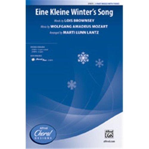 Alfred 00-37875 EINE KLEINE WINTERS SONG-STRX CD