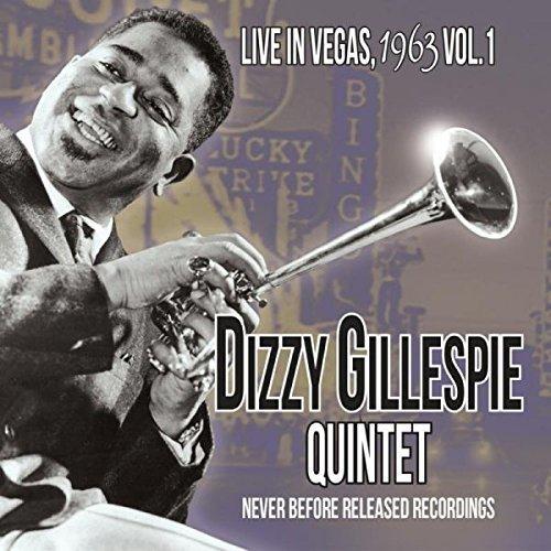 Gillespie Dizzy - Live in Vegas  1963 Vol. 1 [CD]