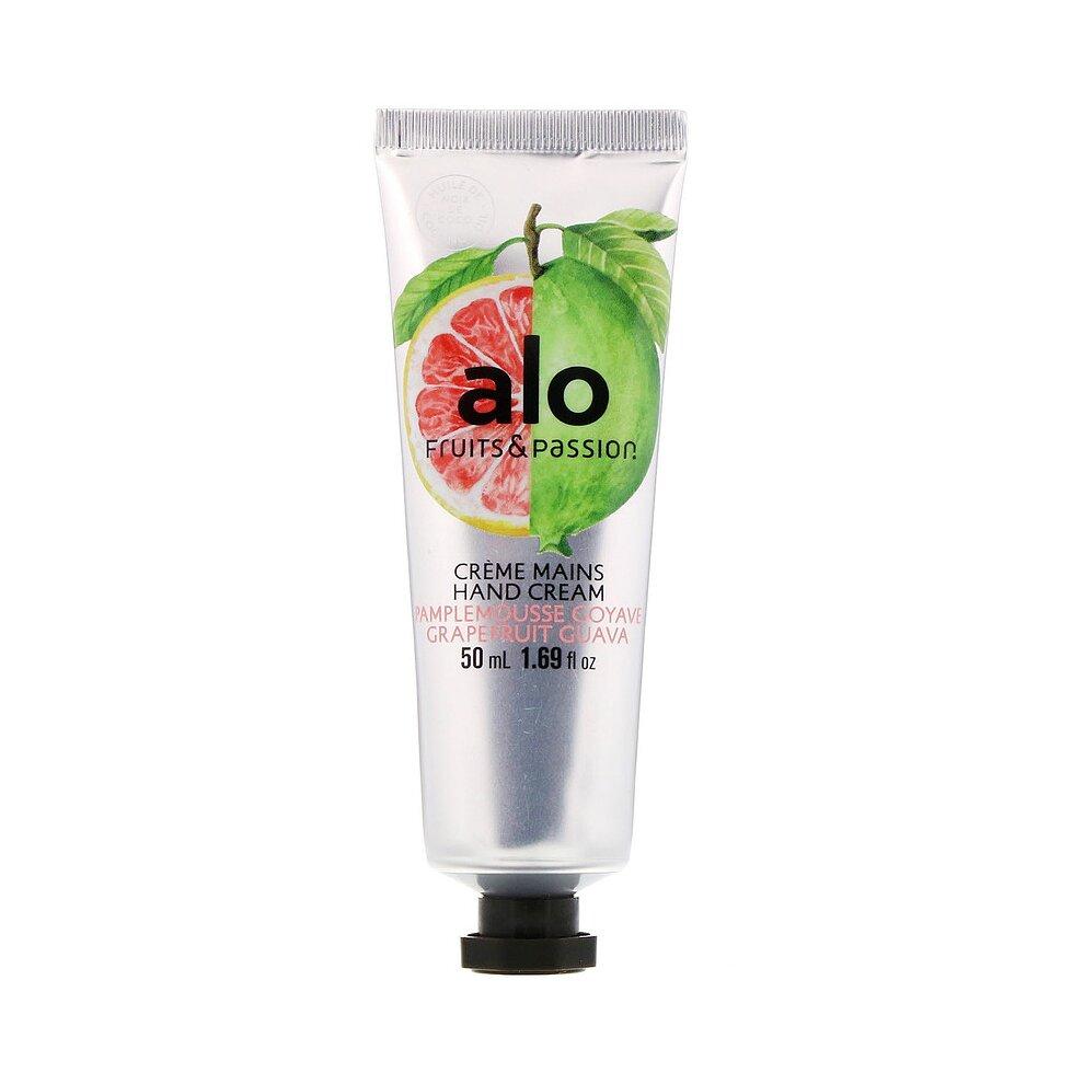 Product: Alo Grapefruit Guava Hand Cream