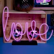 Fizz Creations Love Neon Effect Sign