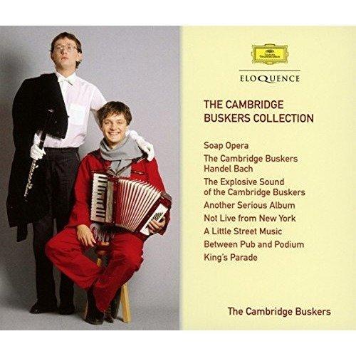 The Cambridge Buskers - the Cambridge Buskers Collection [CD]