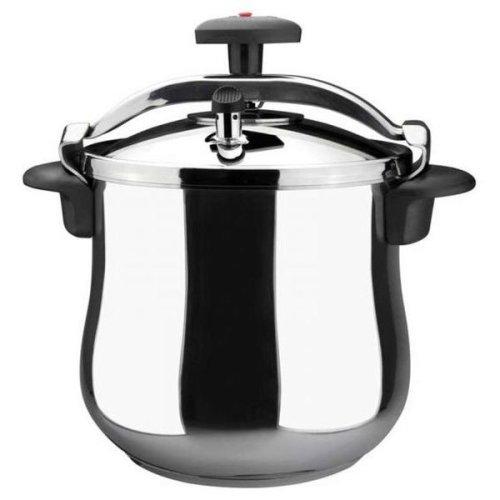 Magefesa 8-Litre Stainless Steel Pressure Cooker